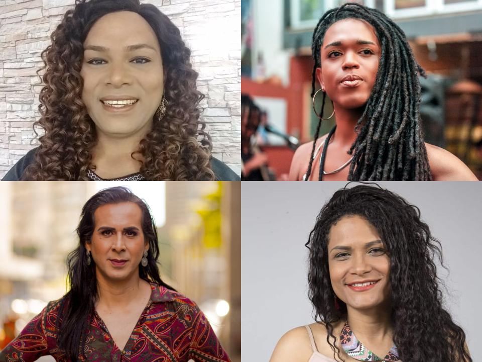 Noir lesbienne transsexuelle